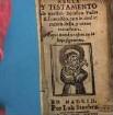 Regla y testamento ... : con la declaracion della, y tros tratadicos