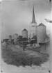 Nunna, Sauna and Kuldjala Türme mitd er Olaikirche im Hintergrund