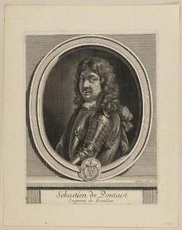 Bildnis des Sebastien de Pontaut de Beaulieu