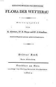 Oekonomisch-technische Flora der Wetterau. 3,1