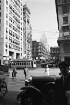 Reisefotos Argentinien. Stadtbilder Buenos Aires. Straße Hochhäusern