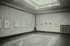 Innenräume der Ausstellung