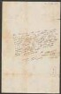 Alexander von Humboldt (1769 - 1859) Autographen: Briefe von Alexander von Humboldt an verschiedene Adressaten - BSB Autogr.Cim. Humboldt, Alexander von. 26, Alexander von Humboldt (1769 - 1859) Autographen: Brief von Alexander von Humboldt an N. N. - BSB Autogr.Cim. Humboldt, Alexander von.26
