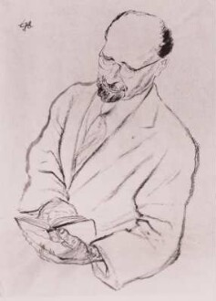 Porträt Walter Ulbricht