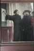 Szenen aus dem Leben Martin Luthers — Luthers Anschlag der 95 Thesen