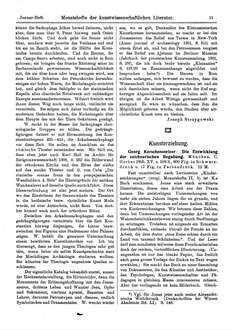 Kerschensteiner, Georg: Die Entwicklung der zeichnerischen Begabung