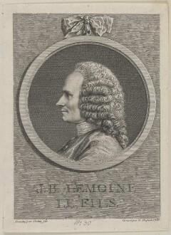 Bildnis des J. B. Lemoine