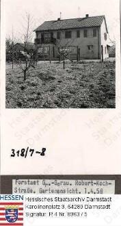 Groß-Gerau, Forstamt - Robert-Koch-Straße - Bild 1 bis 5: Außenansichten