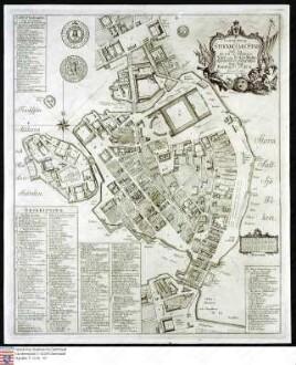 Stadtplan von Stockholm
