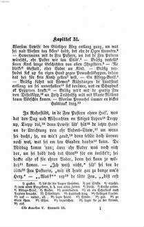 Sämmtliche Werke. 10, Olle Kamellen; 5, Ut mine Stromtid, 3