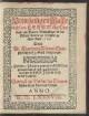 Vom heiligen Nacht||mahl des HERRN eine Pre=||digt/ am Grünen Donnerstage/ in der || Schloß Kirchen zu Dreßden ge-||than/ Anno 1587.|| Durch || D. Martinum Mirum Chur=||fürstlichen G. zu Sach. Hoffprediger.|| ... ||