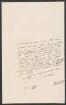 Alexander von Humboldt (1769 - 1859) Autographen: Briefe von Alexander von Humboldt an verschiedene Adressaten - BSB Autogr.Cim. Humboldt, Alexander von. 27, Alexander von Humboldt (1769 - 1859) Autographen: Brief von Alexander von Humboldt an einen Akademiker - BSB Autogr.Cim. Humboldt, Alexander von.27