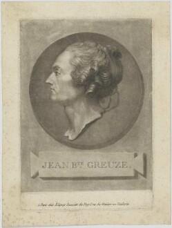 Bildnis des Jean Bte. Greuze