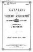 Faustliteratur 1494 - 1880