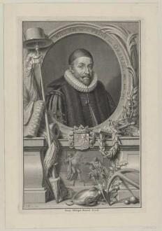 Bildnis des Willem I., Prinz von Oranien