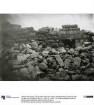 Tulul el asfar, östlich der Legah, Überreste eines Schlosses oder Klosters aus christlicher Zeit (Tall al-Asfar)