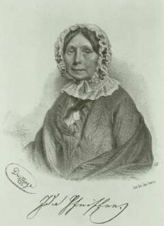 Ida Pfeiffer, geb. Reyer