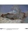 Krater des Vulkans