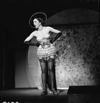 Kabarett der Komiker: 300 Jahre Kabarett; Lizzi Waldmüller in Valencia