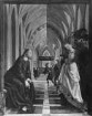 Pacheraltar: Christus und die Ehebrecherin