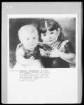 Otto Sigismund und Maria Dorothea Runge, die Kinder des Künstlers