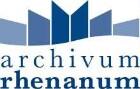 Archivum Rhenanum - Digitale Archive am Oberrhein / Archives numérisées du Rhin supérieur