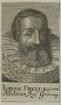 Bildnis des Iohann Freitagius