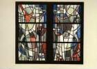 Entwurf für ein Glasfenster in der Evangelischen Kirche in Langendorf (Wohra)
