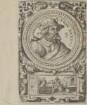 Bildnis von Lvdovic, König von Frankreich