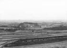 Oberlausitz. Spreetal und Singwitz gegen Bautzen. Blick vom Nordhang des Mönchswalder Berges