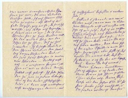 LEWALD-STAHR Fanny 1879-11-11, Innenseiten