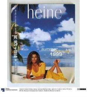 Heine Summer Feeling 1999 Deutsche Digitale Bibliothek