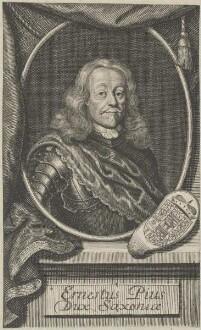 Bildnis von Ernestus Pius, Herzog von Sachsen