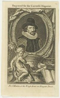 Bildnis des Francis Bacon
