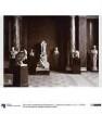 Blick in die Ausstellung der Nationalgalerie, 1.Cornelius-Saal
