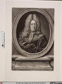 Bildnis Johann Moritz Hoffmann