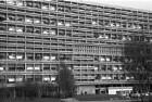 Berlin: Le Corbusier-Haus; Westfront