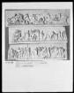 Folge von Modellreliefs für einen Tafelaufsatz für König Max 1. — Poseidon und Kampf bei den Schiffen
