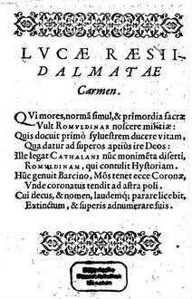Romualdina seu Eremitica Montis Coronae Camaldulensis historia