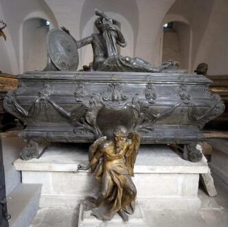 Sarkophag der Johanna Magdalena, Herzogin von Kurland (1708-1760)
