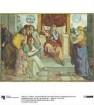 Joseph deutet die Träume des Pharao. Wandgemälde aus dem achtteiligen Zyklus aus der Casa Bartholdy in Rom