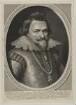 Bildnis des Philippus Guilielmus, Comitis Nassavia