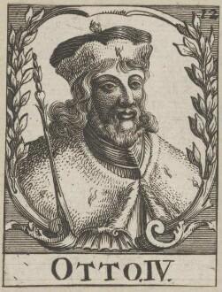 Bildnis des Otto IV., Markgraf von Brandenburg