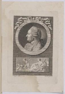 Bildnis des Iohann Georg Krüniz