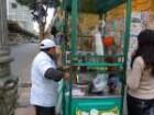 Lima - Imbiss an der Straße