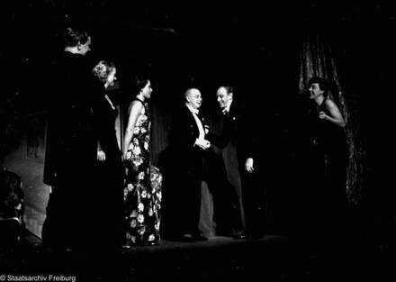 Berlin: Kabarett der Komiker - Abschiedsszene