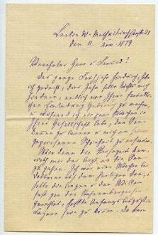 LEWALD-STAHR Fanny 1879-11-11