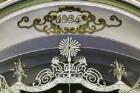 Amtsgericht I / Landgericht I — Haupttreppenhaus — Gitter
