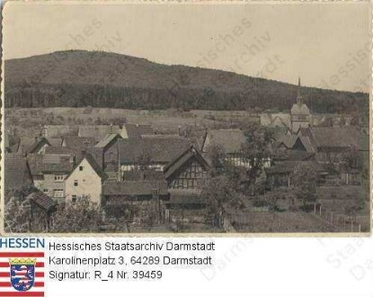 Fellingshausen, Teilansicht
