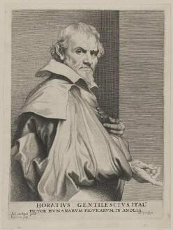 Bildnis des Horativs Gentilescivs